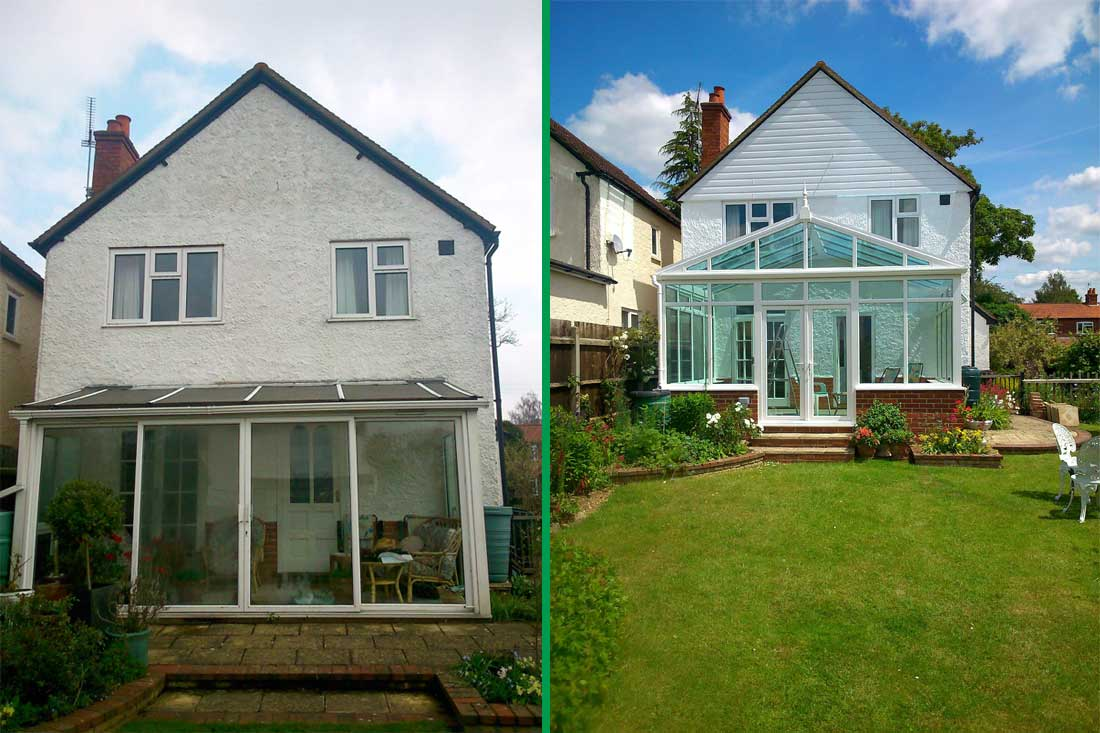 uPVC Conservatory in Caversham